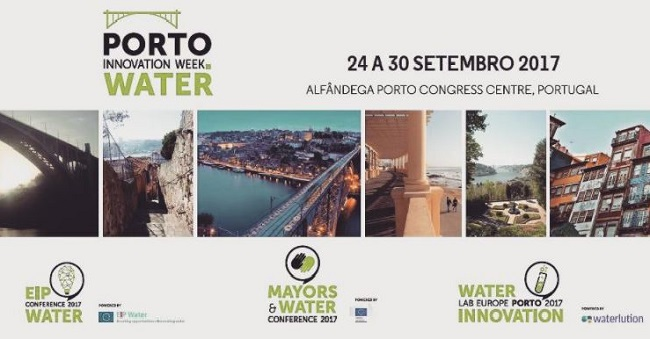 Manvia participa na Porto Water Innovation Week